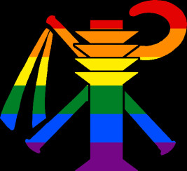 VtM Children of Osiris Symbol (Pride Style)