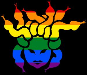 VtM Lamia Symbol (Pride Style)