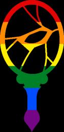 V5 Malkavian Clan Symbol (Pride Style)