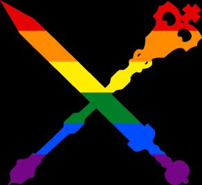 V5 Ventrue Clan Symbol (Pride Style)