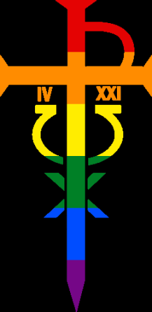 V5 Second Inquisition Symbol (Pride Style)