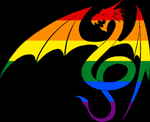 VtM Koldun Tzimisce Symbol (Pride Style)