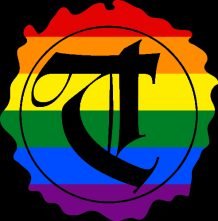 VtM Tzimisce 2nd Edition Clan Symbol (Pride Style)