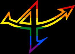 MtA Entropy Sphere Symbol (Pride Style)