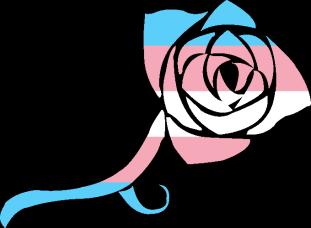 VtM Toreador Symbol (Trans Pride Style)