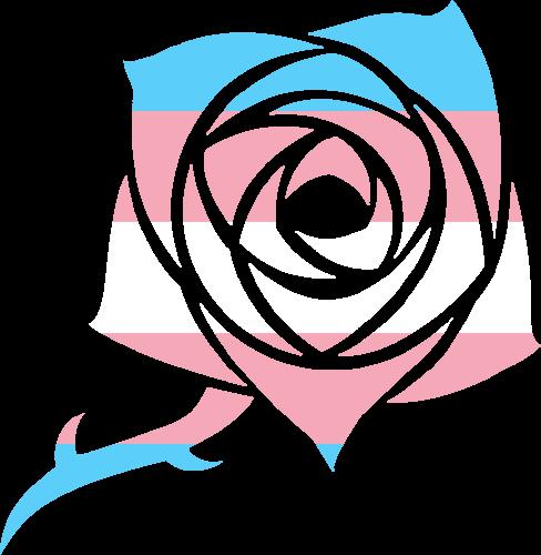 VtM Toreador V5 Symbol (Trans Pride Style)