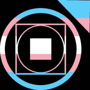 VtM Tremere V5 Symbol (Trans Pride Style)