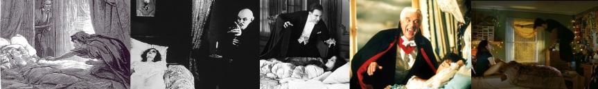 Vampire und Betten, Carmilla, Nosferatu (Murnau), Bela Lugosi, Tod aber Glücklich, Twilight