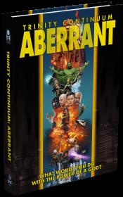 Trinity Continuum - Aberrant - Mockup des Buchcover