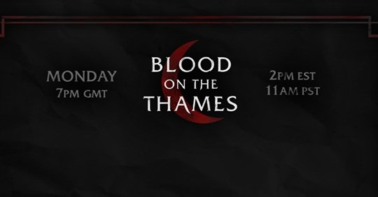 Vorschaugraphik des Blood on the Thames Patreon