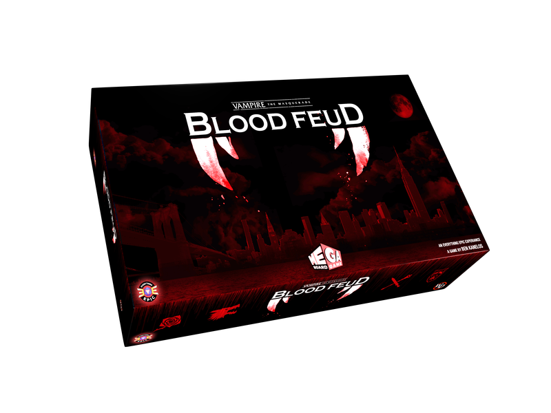 Vampire: The Masquerade – Blood Feud Gewinnspiel, Videos und coole Bilder