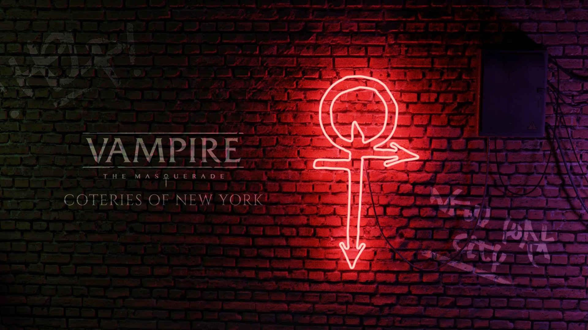 Vampire: The Masquerade - Coteries of New York - Anarch Wallpaper