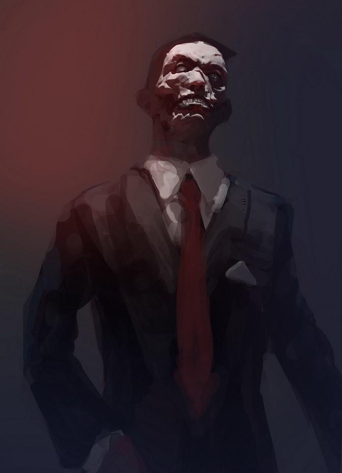 Vampire: The Masquerade - Coteries of New York - Charakterbild: Kaiser, Nosferatu