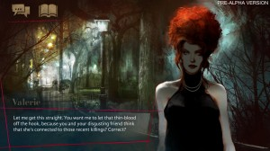 Vampire: The Masquerade - Coteries of New York - Pre-Alpha Szene: Begegnung mit Valerie