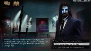 Vampire: The Masquerade - Coteries of New York - Pre-Alpha Szene: Begegnung mit Quadir
