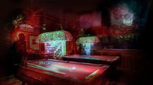 Vampire: The Masquerade - Coteries of New York - Szenarie: Billiard Bar