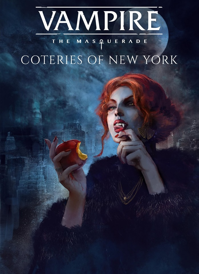 Vampire: The Masquerade - Coteries of New York - Charakterbild: Sophie Langley, Toreador