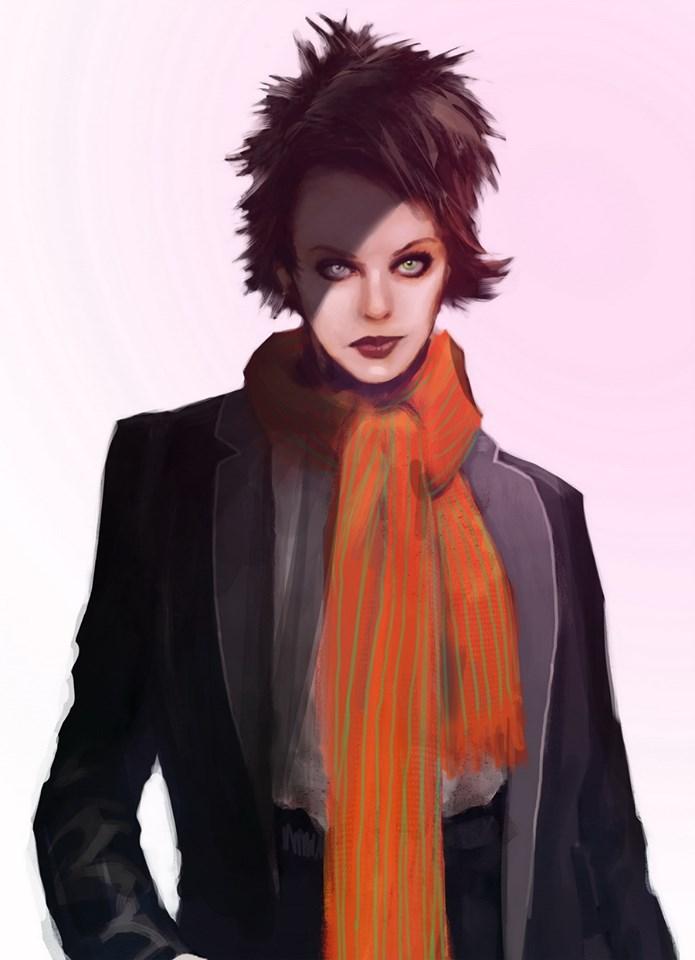 Vampire: The Masquerade - Coteries of New York - Charakterbild: Juno, Tremere