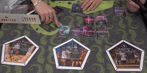 Vampire: The Masquerade Vendetta - Horrible Games - Spielbeispiel (aus der Erklärung des YouTube Videos)