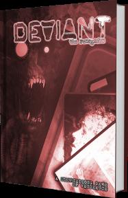 Deviant: The Renegades - Chronicles of Darkness Spiel von Onyx Path Publishing - Kickstarter MockUp des Buchs