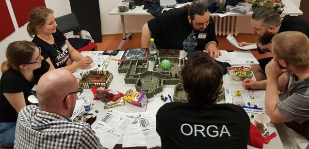 NerdCon - Die letzte D&D Schlacht am Samstag Abend