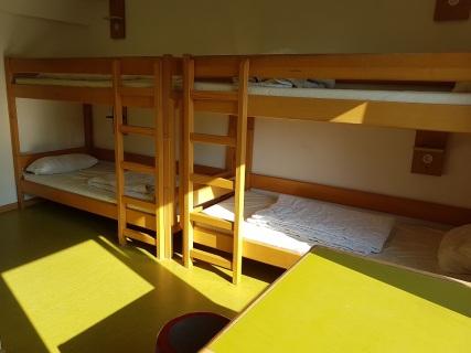 """NerdCon - """"Mein"""" Zimmer, die Betten (nach 3 Tagen)"""