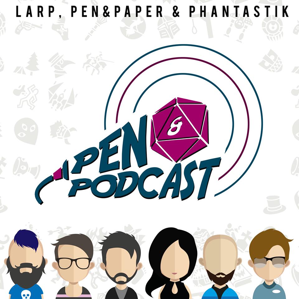 Pen Podcast - Facebook Logo