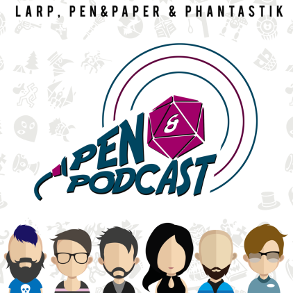 Pen Podcast - Facebook Logo