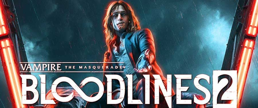 Vampire The Masquerade: Bloodlines 2 - Banner Graphik - Hell