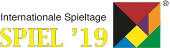 Internationale Spieltage - SPIEL '19 Logo