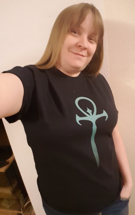 Ankh T-Shirt - Via Red Bubble von Onyx Path Publishing