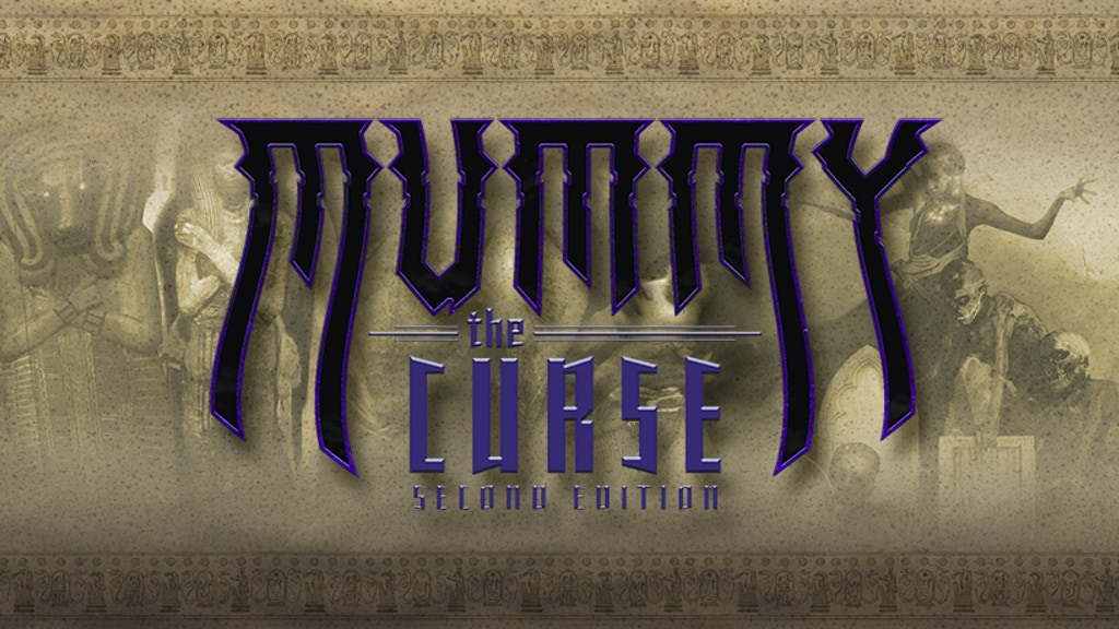 Mummy: The Curse 2nd Edition - Chronicles of Darkness - Kickstarter Vorschaubild