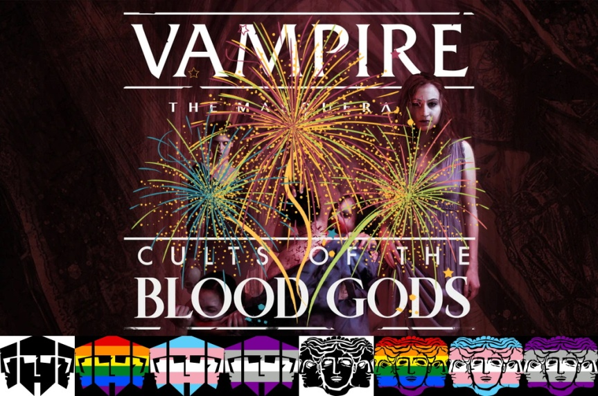 Cults of the Blood Gods Kickstarter: Voller Erfolg! Plus Neue LGBT-Symbole!