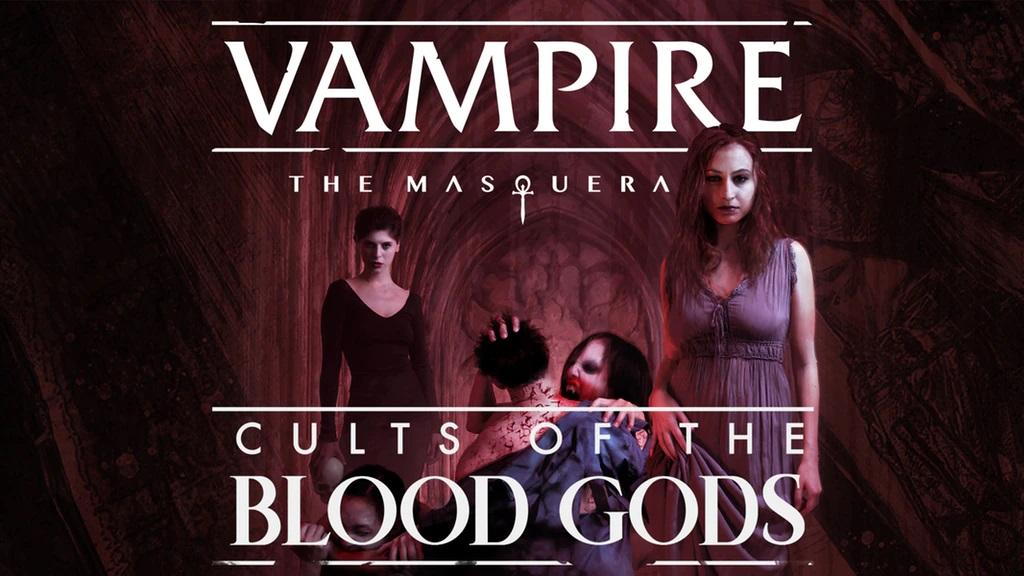 V5 Cults of the Blood Gods - Illustration von Mark Kelly