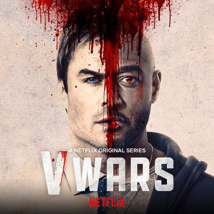 V Wars - TV Serie auf Netflix - Poster