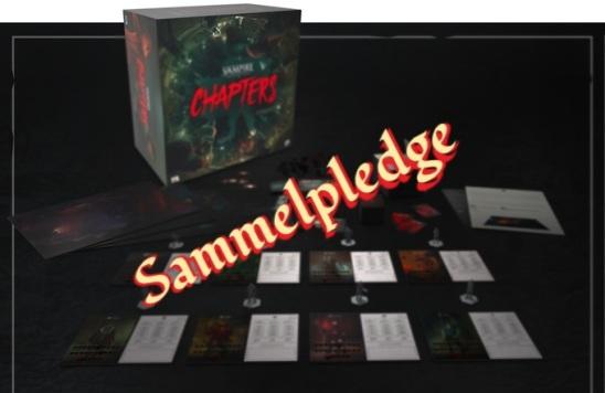 Vampire: The Masquerade Chapters - Sammelpledge