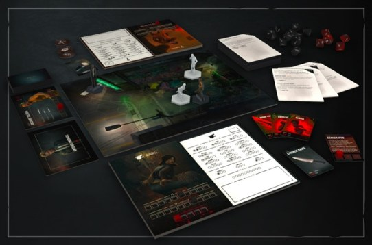 Vampire: The Masquerade Chapters - Beispielhaftes Szenario Setup