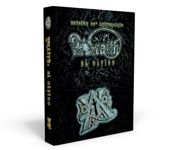 Wraith: El Olvido von Nosolorol - Cover Mock Up