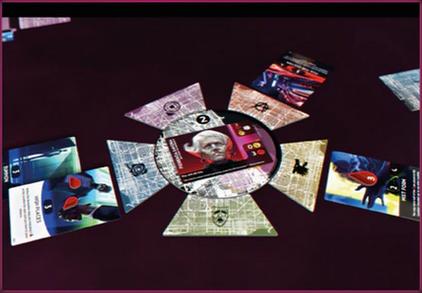 Vampire: The Masquerade - Vendetta - Setup einer Örtlichkeit im Spiel
