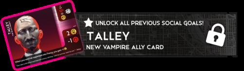 Vendetta - Hunt - Ally Card Talley