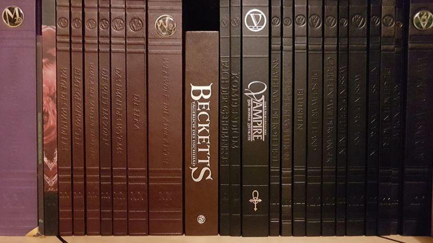 Youtube: Einblick in die aktuellen Bände der V20 und W20 Jubiläumsausgaben