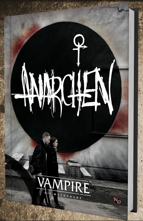 Vampire: Die Maskerade 5.te Edition - Anarchen