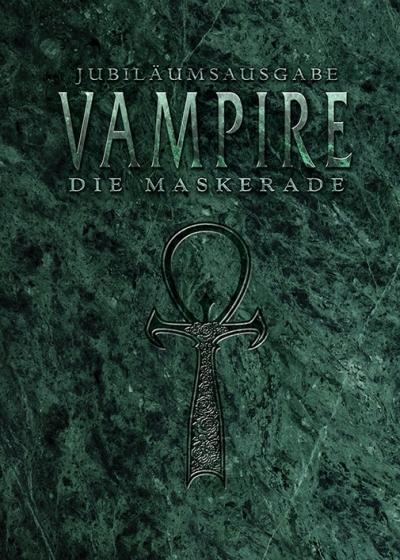 Vampire: Die Maskerade Jubiläumsausgabe (V20) - Cover