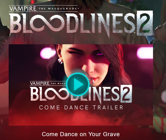 Bloodlines 2 Trailer, News und Trailer-Analysen