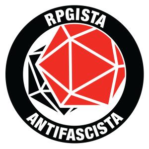 RPGISTA - ANTIFASCISTA