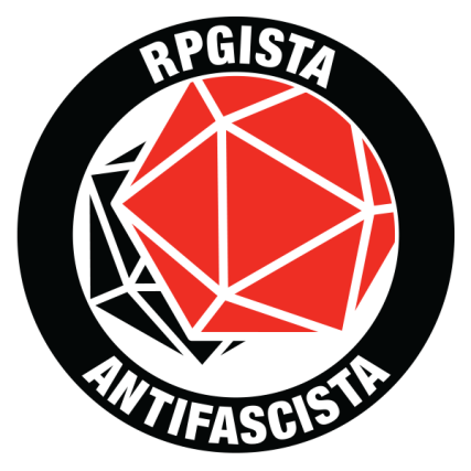 RPGISTA - ANTIFASCISTA