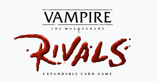 Vampire: The Masquerade - Rivals - Expandable Card Game - Facebook Graphik