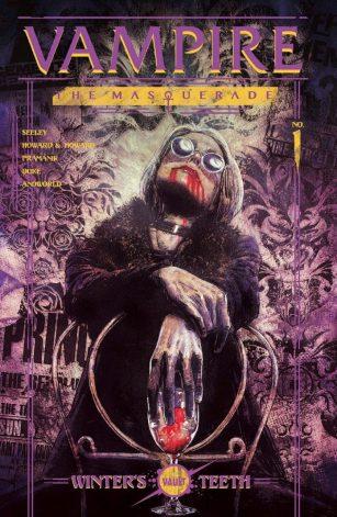 Vampire The Masquerade - Winters Teeth - Vault Comics - Issue #1 - Cover