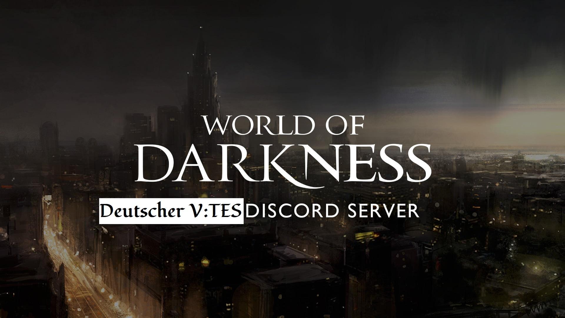 VTES Germany - Deutschsprachiger Discord ServerEinladung: