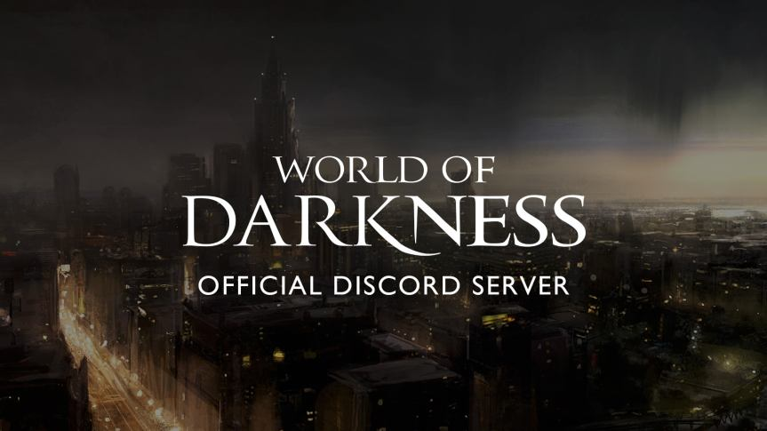 Offizieller World of Darkness Discord + Deutsche WoD/VTES Discords